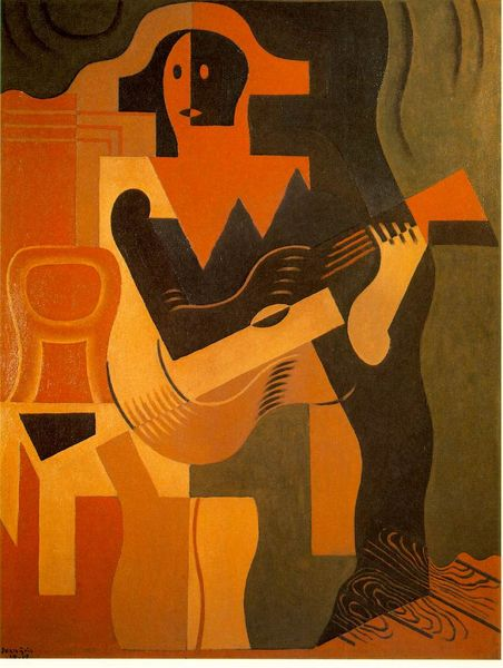 analytical cubism picasso. Braque#39;s analytical cubist